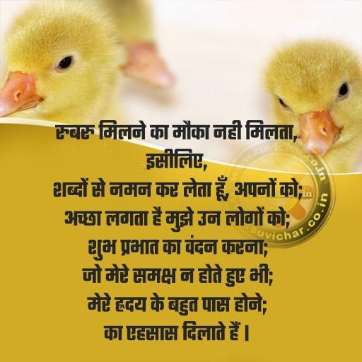 say good morning to everybody