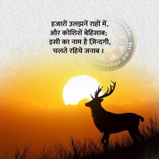 सुप्रभात Hindi SMS